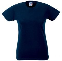 Personalised Ladies Lightweight Slim T-Shirt (155F)
